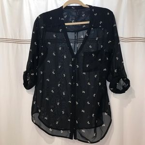Maurice's perfect blouse